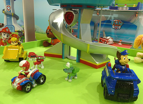 paw patrol toys will launch at retail in summer 2014 paw patrol skye