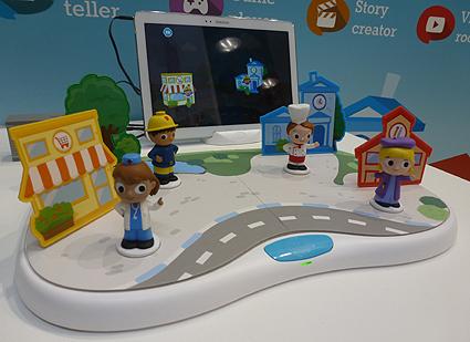Pebli Town Toys