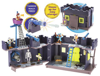 Scooby Doo Pirate Fort Playset