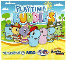 Playtime Buddies Toys