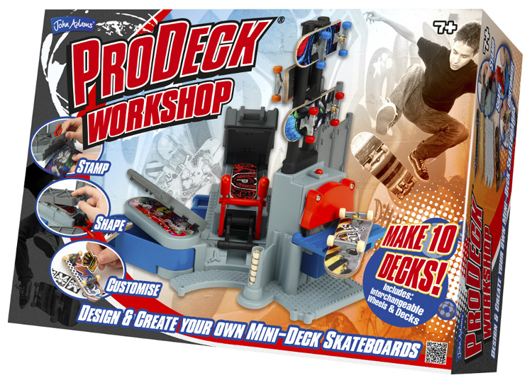 Prodeck Workshop