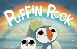 Puffin Rock Toys