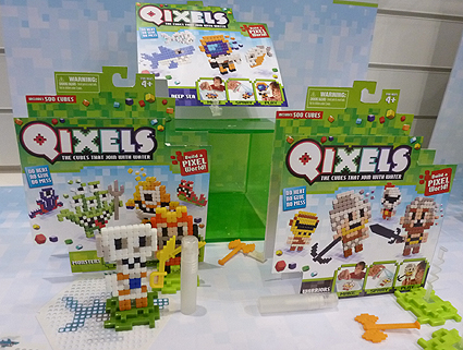 Qixels Refills Packs