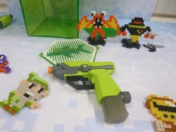 Qixels Toys