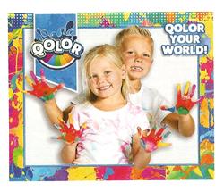 Qolor Paint Toys
