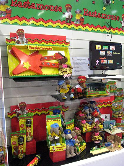 Rastamouse Toys