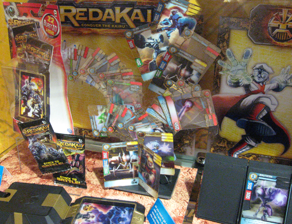 Redakai Cards