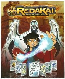 Redakai Toys