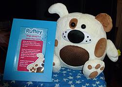 Singalongz Ruftey the Dog