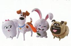 Secret Life of Pets Toys