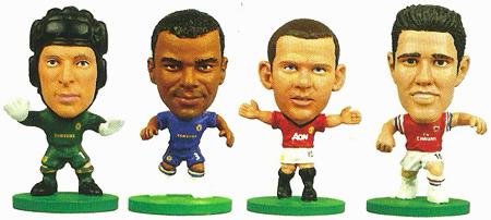Soccer Starz Figures
