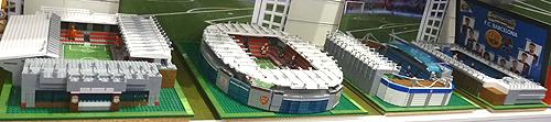 4 in 1 Stadium Mega Set