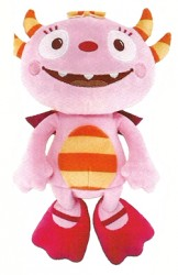 Summer Hugglemonster Toy