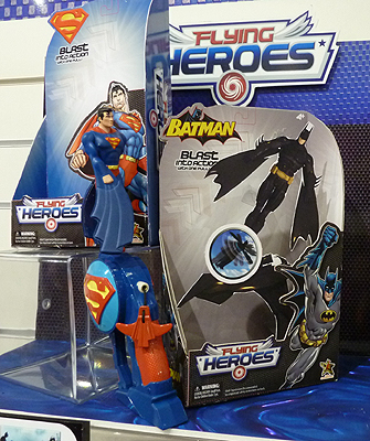 Flying Heroes Superman Toy