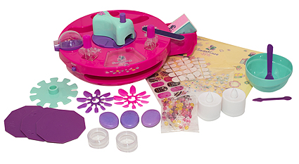 Sweet Care Spa Toys