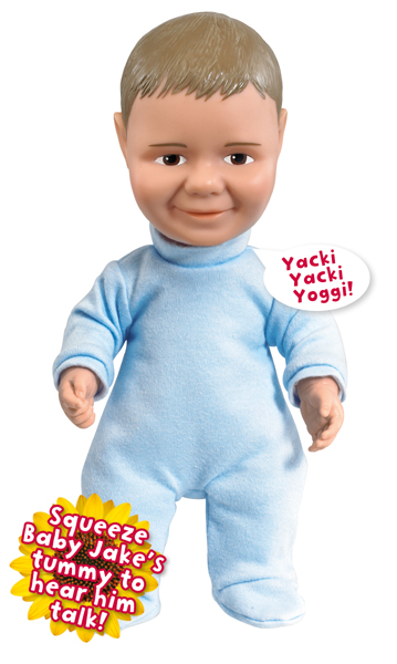 Talking Baby Jake Toy