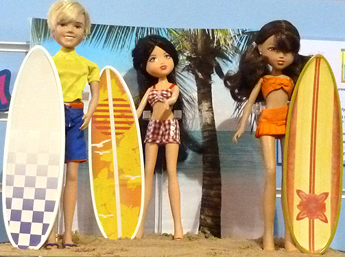 From Teen Beach Movie Toys : Teen beach new toy brands