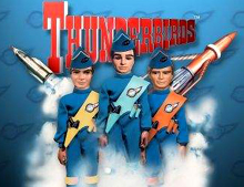 Thunderbirds Are Go Toys by Vivid Imaginations