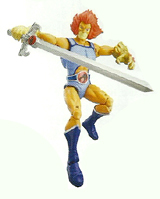 Thundercats Lion-O Action Figure