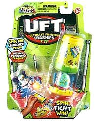 UFT Spin Bin Launcher Pack