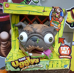 Ugglys Electronic Toy Puppets
