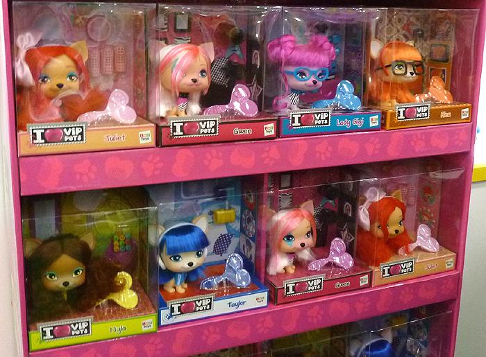 VIP Pets Dolls