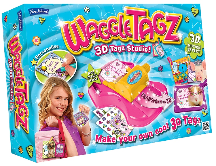 Waggletagz Toys