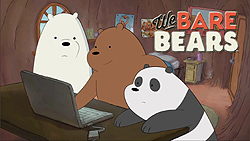 We Bare Bears Toys