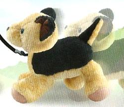 Wobbleez Toy Dog