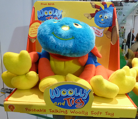 Woolly Toys