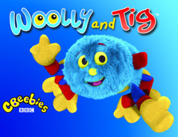 Woolly and Tig Toys
