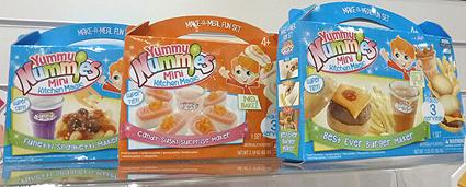 Yummie Nummies Baking Sets