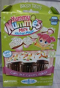 Yummie Nummies Cupcake Cuties Maker